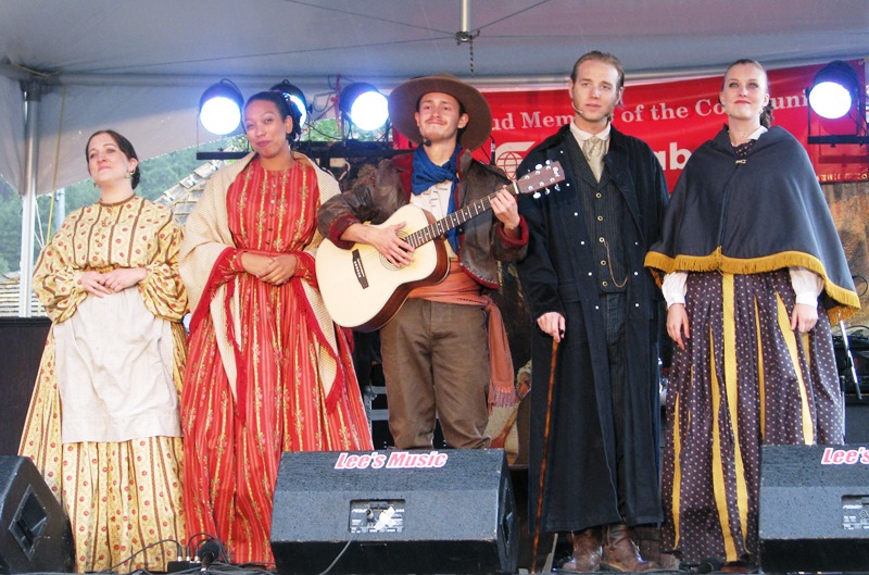 The Motherlode gives finale performance in Lytton
