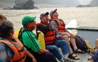 FraserFEST raft trip from Lytton to Tuckkwiowhum
