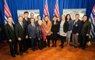 Lily Chow And Ministers