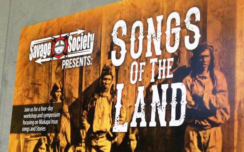 Songs Of The Land